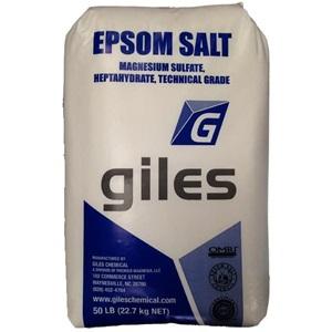 50 lb Magnesium Sulfate