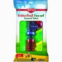 Super Pet Crittertrail Fun-Nels Assorted Tubes 8pk
