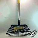 Flexrake AlumiLite Handle Lawn Rake