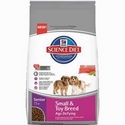 4.5lb Science Diet Senior 11+ Small & Toy Breed Age Defying