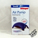 Tetra60 gal Whisper Air Pump