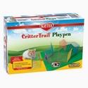 Super Pet Crittertrail Playpen With Mat Accessory