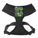Four Paws Comfort Control Harness Small Black