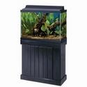 Aqueon Pine Aquarium Stand - Black - 30 in.