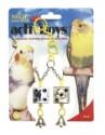 JW Insight Dice Bird Toy
