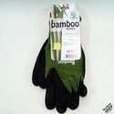 Bellingham Md Bamboo-Nitrile Palm Glove Green
