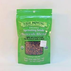 OG Sprouting Broccoli Blend Mix - 3oz