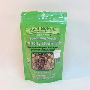 OG Sprouting Crunchy Bean Mix - 4oz