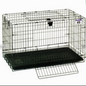 Miller Medium Wire Pup-up Rabbit Cage