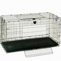 Miller Large Wire Pop-up Rabbit Cage