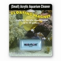 Mag-Float Floating Acrylic Aquarium Cleaner 3/16in Small