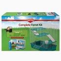 Kaytee My First Home & Fiesta Complete Ferret Kit