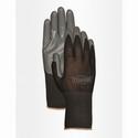LFS LG Nitrile Touch Gloves- Black