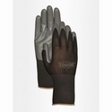 LFS XLG Nitrile Touch Gloves- Black