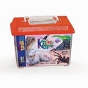 Lee's Kritter Keeper Small Rectangle w/Lid Label
