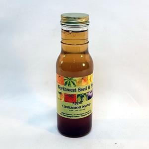 8oz Apple Cinnamon Syrup