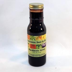 8oz Blackberry Syrup
