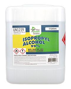 99% Isopropyl Alcohol 5 gl