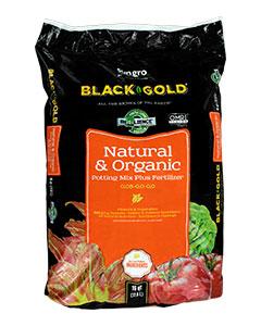 Black Gold Natural Organic Potting Soil