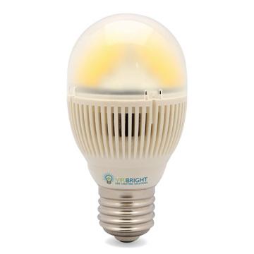 LAMP LED 5W (40W) A19 WW DIM E26