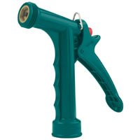 Gilmour 474 Full Size Farm Nozzle with Threaded Front Red