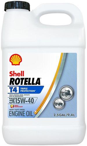 MOTOR OIL 15W40 ROTELLA T4 2.5GL