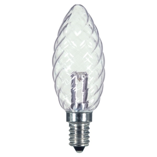 LAMP LED 1BA9.5/CL/CTD/27K CRYS