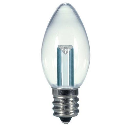LAMP LED 0.5C7/CL(4W)/27K