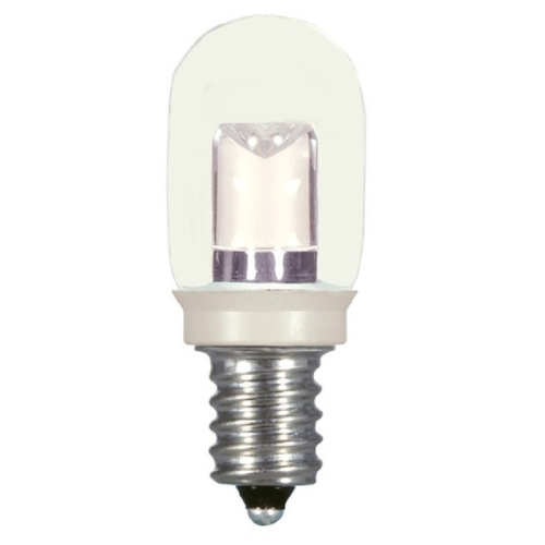 LAMP LED 0.8T6/CL(7W)/E12