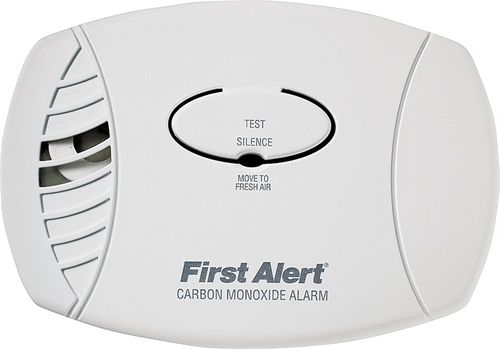 CO DETECTOR PLUG-IN