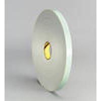 3M  Double-Coated Foam Tape, 1/8-Inch x 1-Inch x 36-Yard