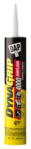 Dap 25117 4000 Subfloor Adhesive