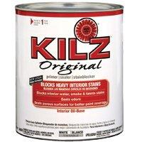 Kilz Interior Stain Blocking Primer/Sealer, 1 quart