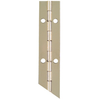 "National V570 1-1/16"" X 12"" Continuous Hinges in Nickel"