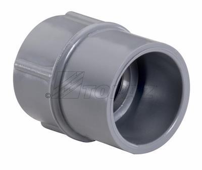 PVC CONDUIT FEM CONNECTOR 1/2