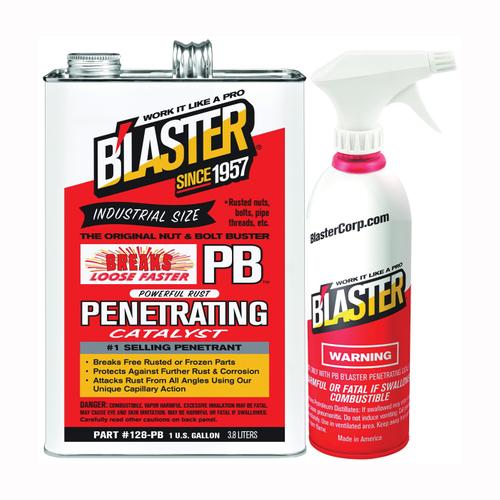 PB BLASTER LUBRICANT GL