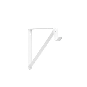 CLOSET ROD SHELF BRACKET HD CRM