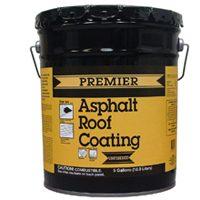 ASPHALT ROOF COATING 5-GL
