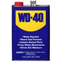 WD-40 100102 Heavy Duty Lubricant, 1 Gallon Can