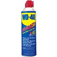 WD-40 100249 Multi-Use Product Spray with Big Blast Nozzle, 18 oz