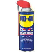 WD-40 100324 Multi-Use Product Spray with Smart Straw, 12 oz