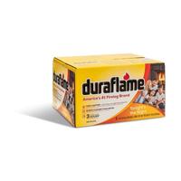 DURAFLAME 6-4# LOGS/BOX 3-HR