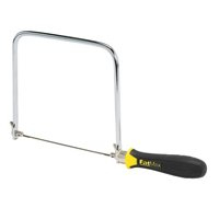 Stanley 15-106 6-3/8-Inch Length 6-3/4-Inch Frame Depth Coping Saw