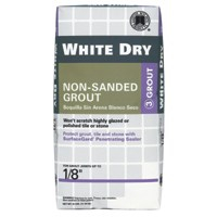 CUSTOM TILE GROUT UN-SAND WHT 25