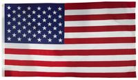 FLAG US US-546 4'X6' NYLON SEWN