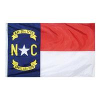 FLAG NC NC-546 4'X6' NYLON SEWN