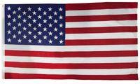 FLAG US 3'X5' POLYCOTTON