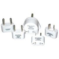 Travel Smart by Conair M-500E Polarized Adapter Plug Set, 5-Piece