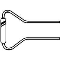Weller RCT Rope Cutting Tip for 8200 Soldering Guns