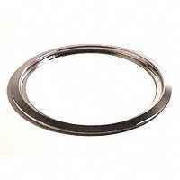 """Camco 00343 6"""" Universal Trim Ring (Chrome)"""
